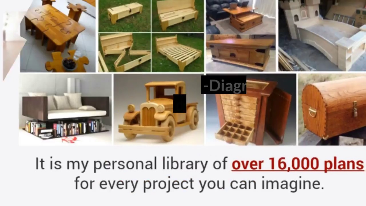 Free Woodworking Plans For Beginners