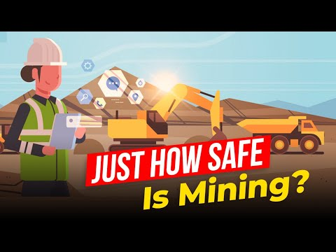 Ep 5.   How SAFE is the MINING industry?