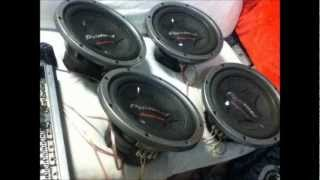 "How To Build A Subwoofer Box Dual 12"" Custom Ported Sub Enclosure Beginner Car Audio Tutorial"