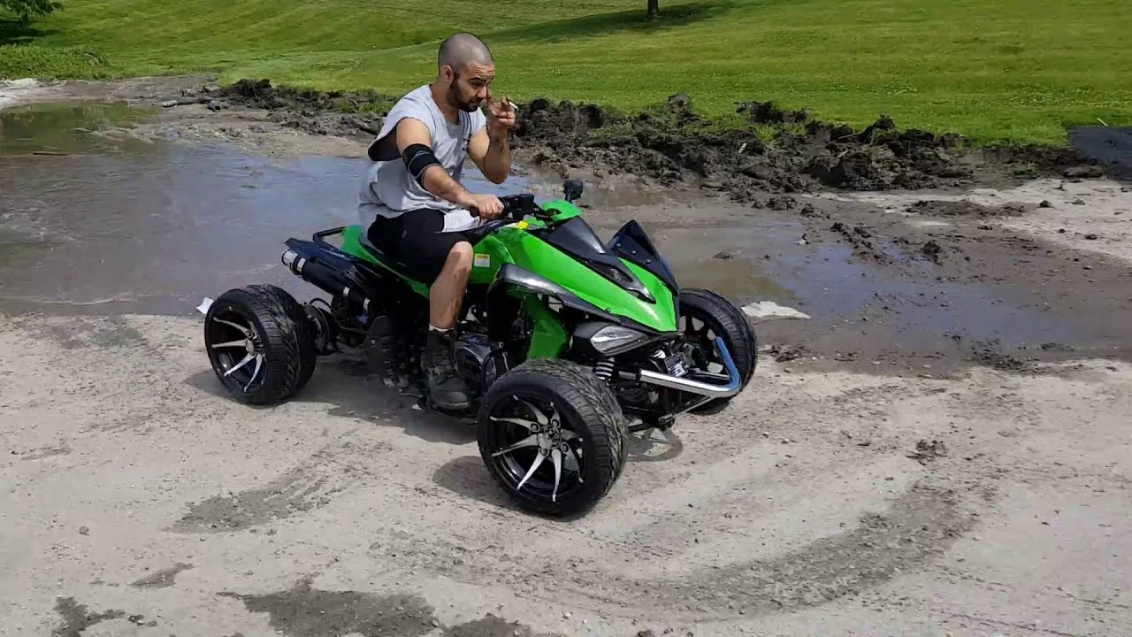 R12 125cc Atv Four Wheeler Quad For Sale From