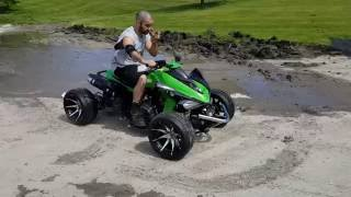 R12 125cc Atv Four Wheeler Quad For Sale From SaferWholesale.com