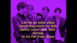 Babyshambles - Fall From Grace Lyrics