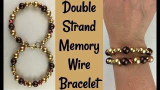 Memory Wire Bracelet Ideas