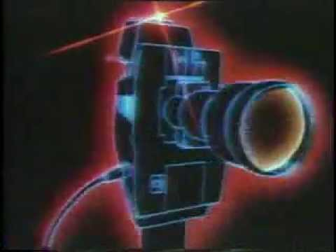 Manhattan Cable TV Channel 10 Spinning Camera ID