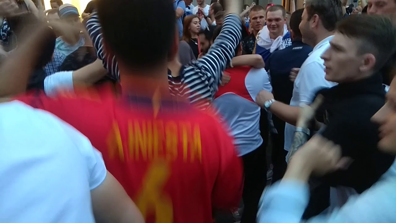 FIFA WORLD CUP fanfest2018 Moscow
