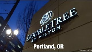 Hotel Review - DoubleTree Portland (OR)