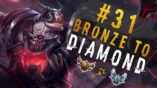 Heard You Guys Like Cheese | Sion | Depths of Bronze to Diamond Episode #31
