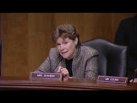 Sen. Shaheen on U.S. Policy Towards Burma