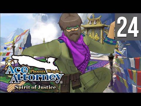 Phoenix Wright: Spirit of Justice #24 ~ The Rite of Turnabout - Investigation, Day 1 (3/5)