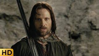 Арагорн и мертвые захватывают пиратские корабли. Властелин колец: Возвращение короля.