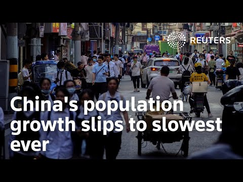China demographic crisis looms as population growth slips to slowest ever