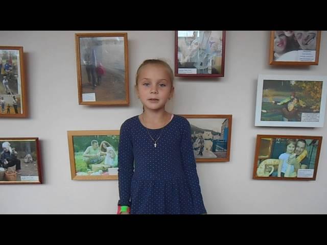 Изображение предпросмотра прочтения – ТаисияКваскова читает произведение «Колыбельная (Спи, мой мальчик!)» В.Я.Брюсова