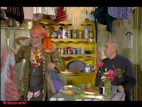 """Charles Aznavour et Michel Serrault """"Tu t' laisses aller"""""""
