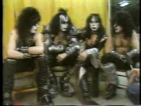 KISS Creatures of the Night Era TMT Interview