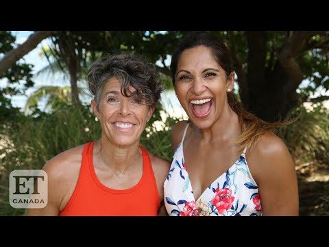 Denise Stapley Says She Couldn't Say No To Joining 'Survivor: Winners At War'   SURVIVOR
