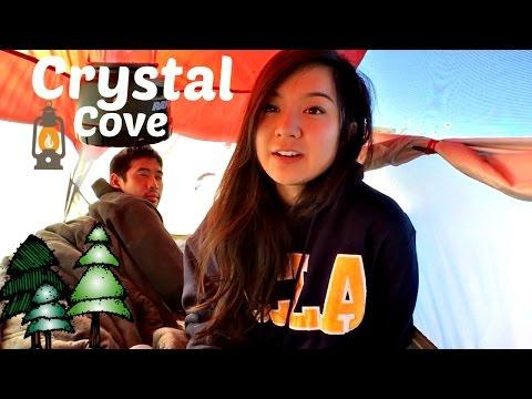 Camping Vlog & Review | Crystal Cove
