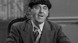The Three Stooges 1947   S14E01   Half Wits Holiday