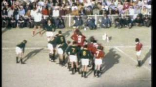 South Africa v. British & Irish Lions 1974