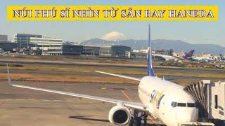 Du lịch Nhật Bản - Sân bay Haneda (Tokyo)