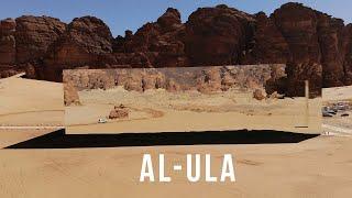AlUla. Saudi Arabia's hidden gem.