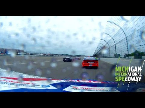 Rain postpones Monster Energy Series race at Michigan
