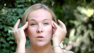 Видео йога для лица