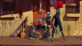 ▶️CG-3D-Animationsfilm _ Zombaize ? - Von Nicolas Lebas