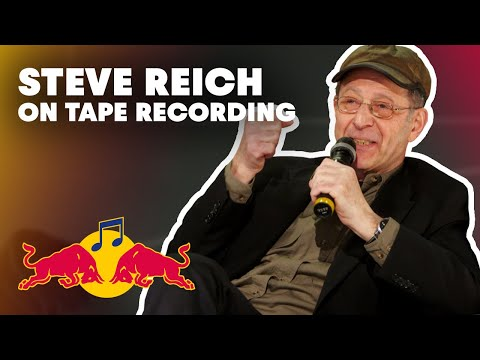 Steve Reich Lecture (London 2010) | Red Bull Music Academy