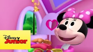 Minnie Toons: O Problema do Pompom