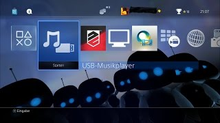 PS4 Musik & MP3 vom USB Stick abspielen - Guide Anleitung / How to play MP3 on PS4 with USB Stick
