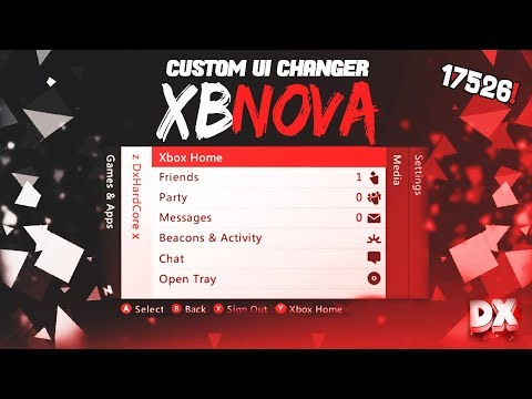 NEW!!! XBNOVA STEALTH SERVER 17526!! | UI COLOUR CHANGER +
