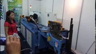 """Hanjie"" CNC Tube Bender 5 Axis With Servo Motors HC 380R3-5SM"