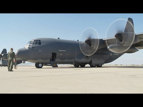 HC-130J Combat King