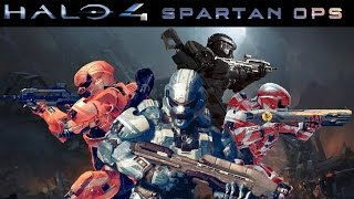 HALO 4: SPARTAN OPS | #001 - Abreise: Land Grab | Let's Play Halo The Master Chief Collection (DE)