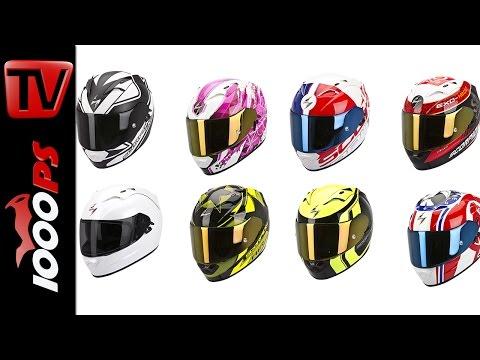 Scorpion EXO-1200 AIR | Features, Farben, Preis