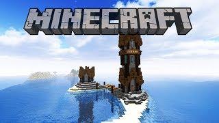 New House & Bridge | Minecraft 1.12 Survival Let's Play | Episode 5