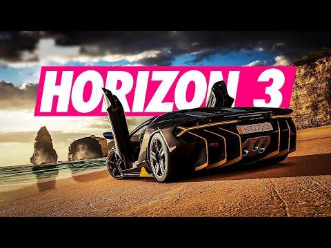 Forza Horizon 3 l Perfecting The Arcade Sandbox