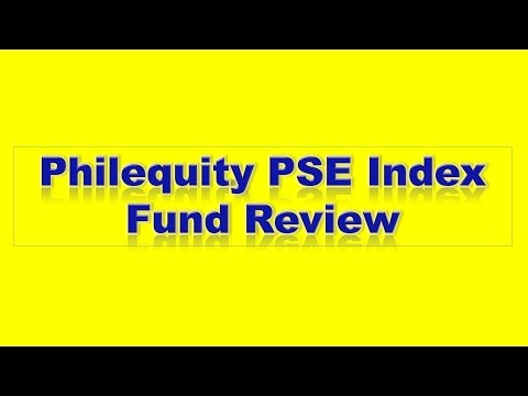 Philequity PSE Index Fund Review