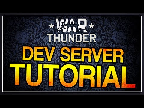 How to get on the War Thunder Dev Server (Tutorial) [PC ONLY]