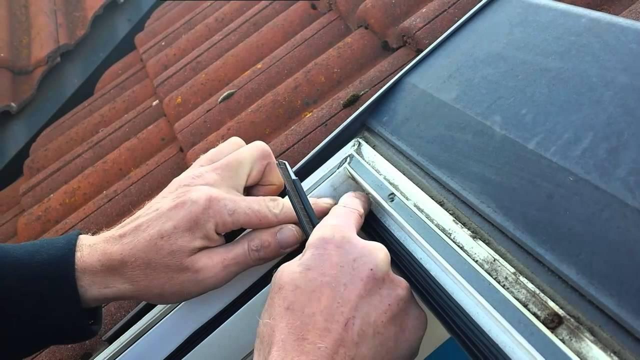 Braas dachfenster dichtung