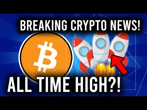 BITCOIN WENT ABSOLUTELY CRAZY TODAY! CRYPTO MARKET ALL TIME HIGH, HERE'S WHAT YOU NEED TO KNOW!!!!!