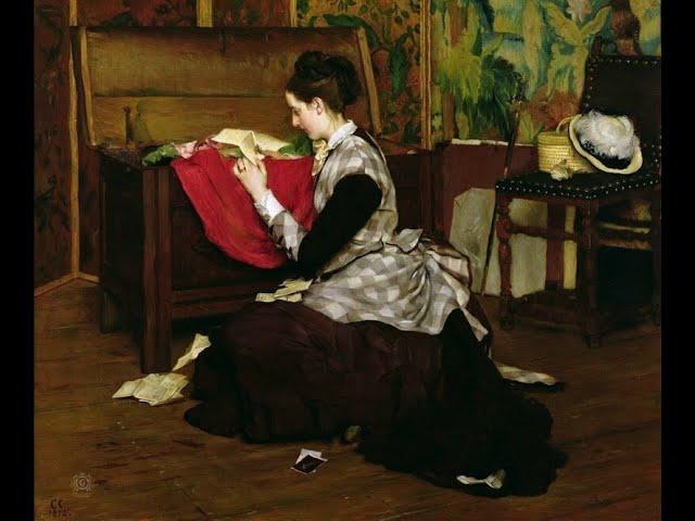 Изображение предпросмотра прочтения – «6 а класс МБОУ Лицей № 25» читают произведение «Она сидела на полу...» Ф.И.Тютчева