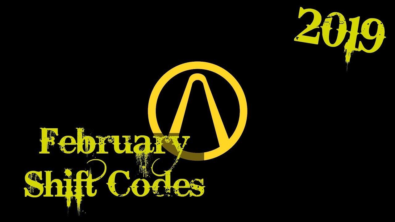 Shift codes borderlands 2 ps4