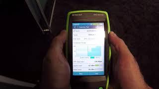 AirCheck G2 Roaming Test