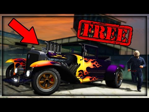 "GTA 5 Online Get ANY ""2016 Halloween DLC Car"" For *FREE* 1.36 ""GTA 5 Online Glitches"" (GTA 5 Online)"