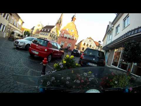 Twin Ride - BMW K1200r - GoPro HD HERO 960