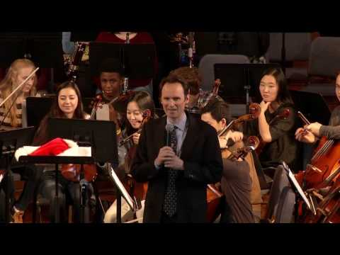 Phillips Academy presents The Sounds of the Season