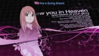 [Eng Sub - Higashi no Eden (東のエデン) Op] Oasis - Falling Down