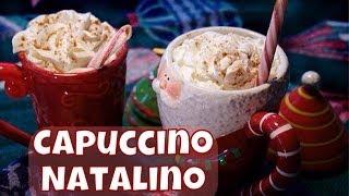 Capuccino Natalino | Holiday Christmas Drink