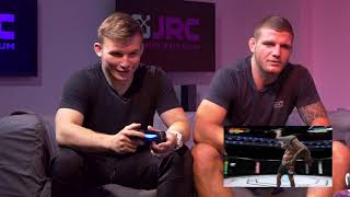 Kuzník & Kvapil testují UFC 4